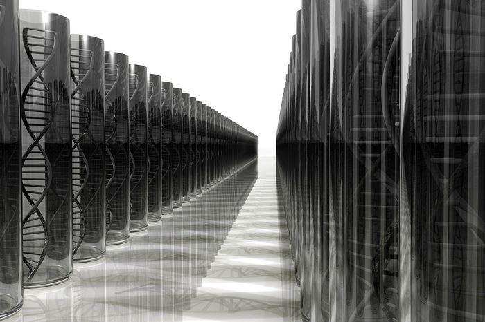 Une nouvelle stratégie permet d'améliorer le stockage dans l'ADN. Les chercheurs ont ainsi pu stocker un système d'exploitation et un petit film sur l'ADN.