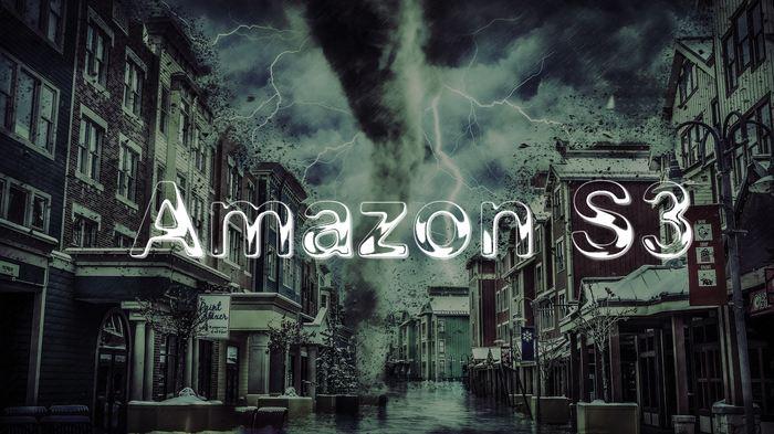 Amazon S3, le service de stockage d'AWS, était en panne pendant 5 heures. De nombreux sites et même une partie de l'internet des objets étaient en PLS.