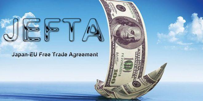 Le JEFTA, un traité de libre-échange totalement secret entre le Japon et l'Union européenne