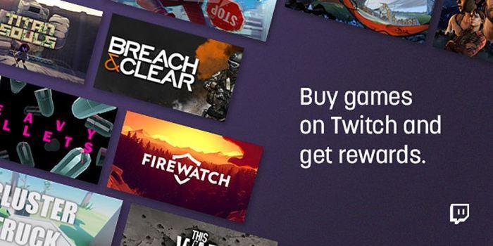 Twitch commence à vendre directement des jeux sur sa plateforme.