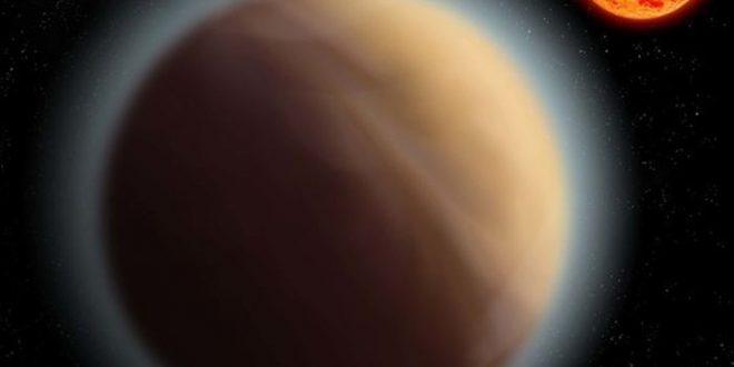 Détection d'une atmosphère autour de l'exoplanète GJ 1132b