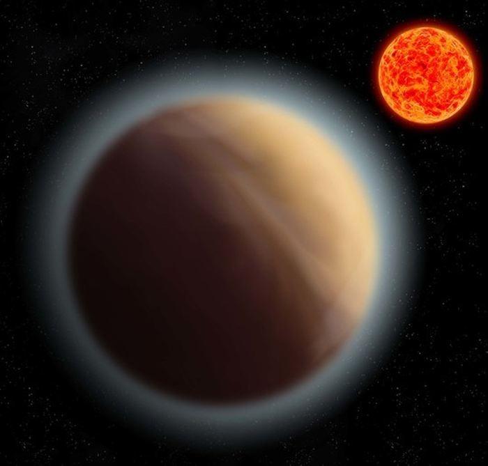 Les chercheurs ont détecté une atmosphère autour de l'exoplanète GJ 1132b. C'est la seconde détection du genre, mais on est encore loin des conditions propices à la vie.