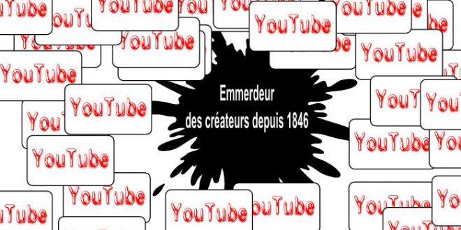 Youtube : Pas de monétisation pour moins de 10 000 vues