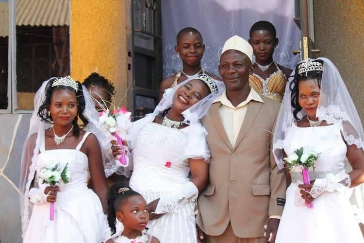 Un homme se marie à 3 femmes en même temps