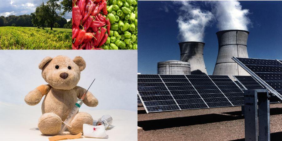 Mélenchon, Hamon, Macron, Asselineau et Dupont-Aignan répondent à des questions scientifiques sur les OGM, le nucléaire, les vaccins ou la biodiversité.