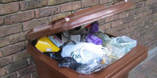 Gaspillage alimentaire = gaspillage des nutriments