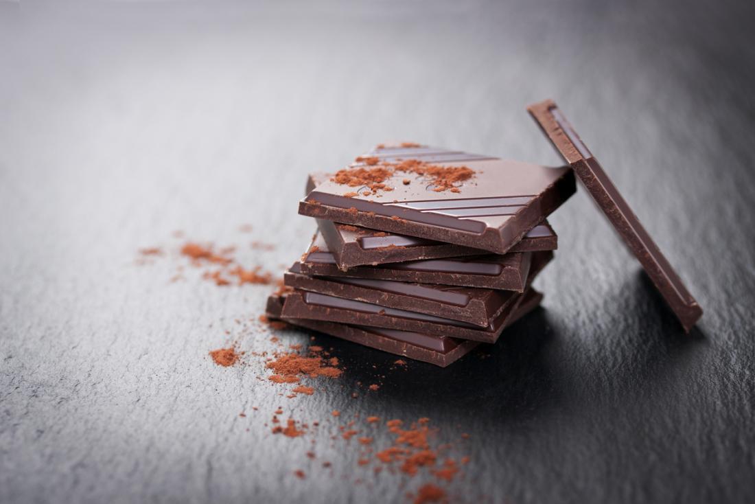 L allergie au chocolat contre la sensibilité au chocolat  Déclencheurs et  symptômes 33ce1a2d5a72