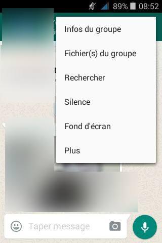 "Hoax -> Daesh recrute avec un groupe Whatsapp ""Interschools"""