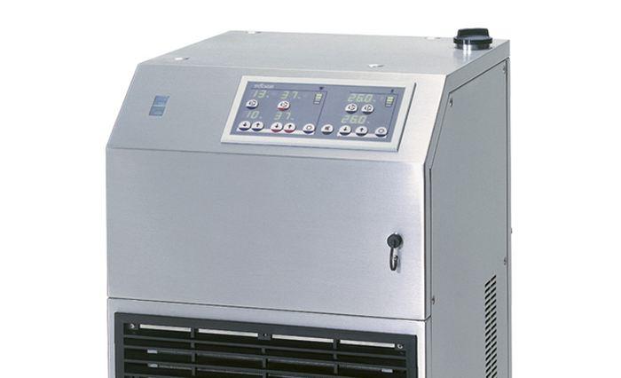 Un pourcentage non négligeable des unités de chauffage/refroidissement sont contaminé avec des bactéries comme la Mycobacterium chimaera. Ces appareils sont utilisés dans les opérations de pontage cardiaque.
