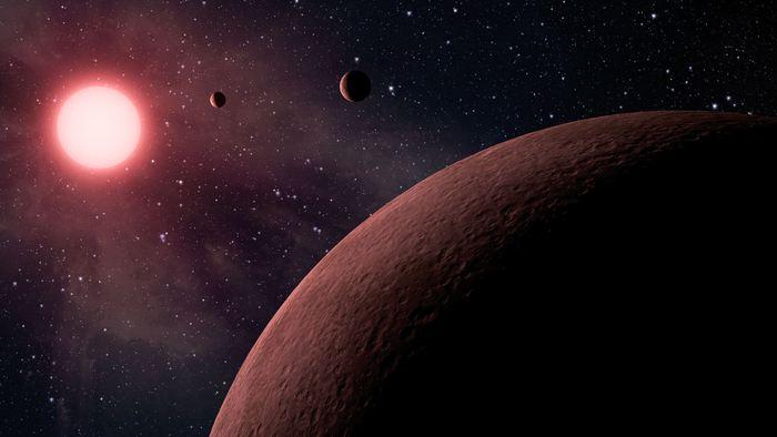 Le télescope Kepler propose 219 candidates d'exoplanètes, dont 10 qui sont similaires à la Terre. Une étude révèle également 2 populations distinctes planétaires les plus fréquentes.