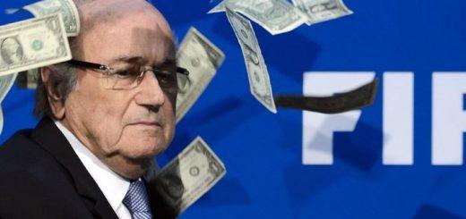 Sepp Blatter mérite le prix Nobel de la Paix pour son oeuvre à la FIFA