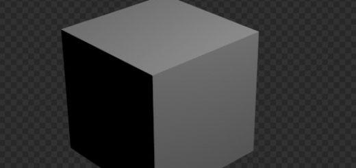 Comment créer des Backgrounds Transparents dans Blender (moteur de rendu par défaut).