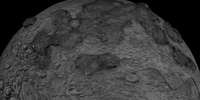 De nouvelles preuves sur de l'eau à l'intérieur de la lune