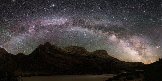 Voie lactée : La moitié de sa matière provient d'autres galaxies
