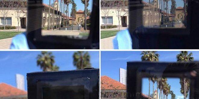 Une fenêtre intelligente qui passe du transparent à l'opaque en une minute