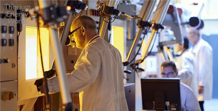 Le réacteur de thorium à sels fondus et les mythes populaires sur les réacteurs au thorium