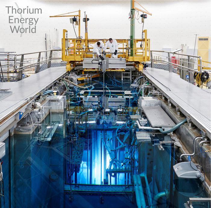 Une expérience aux Pays-Bas va tester la conception d'un réacteur de thorium à sels fondus. Au-delà de l'annonce, on en profite pour débunker quelques mythes autour du réacteur de thorium.