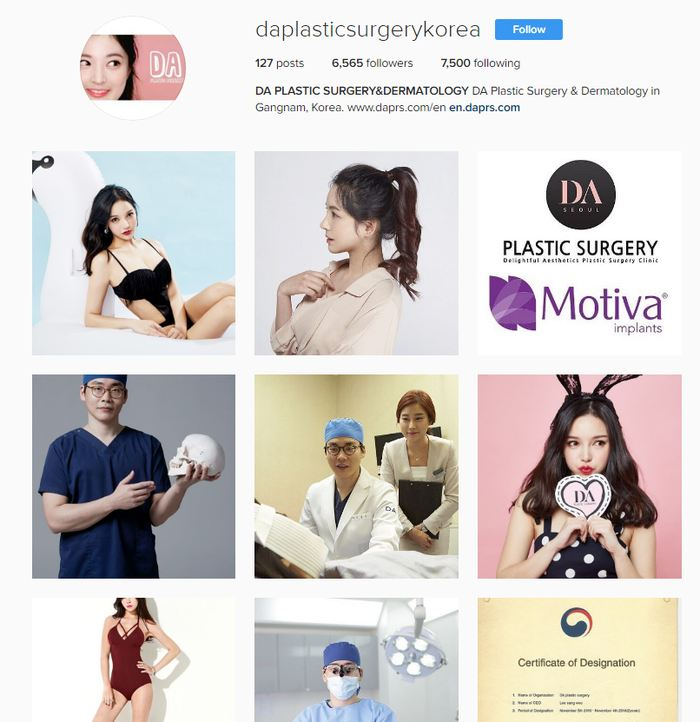 Sur Instagram, vous avez des coiffeurs, des barbiers, des centres de SPA et des médecins généralistes qui promeuvent des services de chirurgie cosmétique en les faisant passer pour la chirurgie plastique alors que les normes ne sont pas les mêmes.