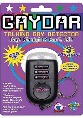 """Vous pouvez acheter un """"Gaydar"""" factice sur Amazon"""