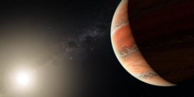 De l'oxyde de titane sur l'exoplanète WASP-19b