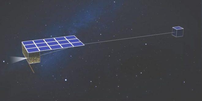 Un concept de flotte de satellites miniatures pour visiter 300 astéroïdes