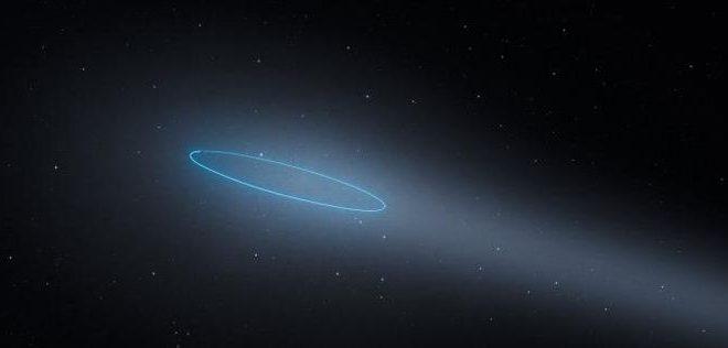 Le Cométo-astéroide 288P, un objet unique dans le système solaire