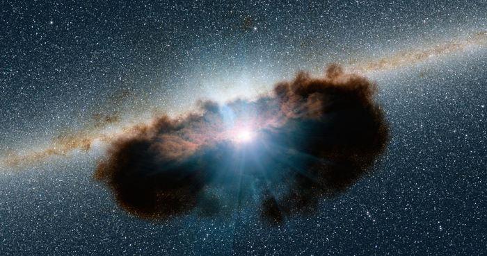 On pensait que les galaxies actives de type I et II étaient les mêmes et que la différence provenait simplement de l'angle d'observation depuis la Terre. Désormais, une recherche suggère que ces 2 galaxies sont en réalité très différentes, notamment à cause de leurs trous noirs supermassifs.