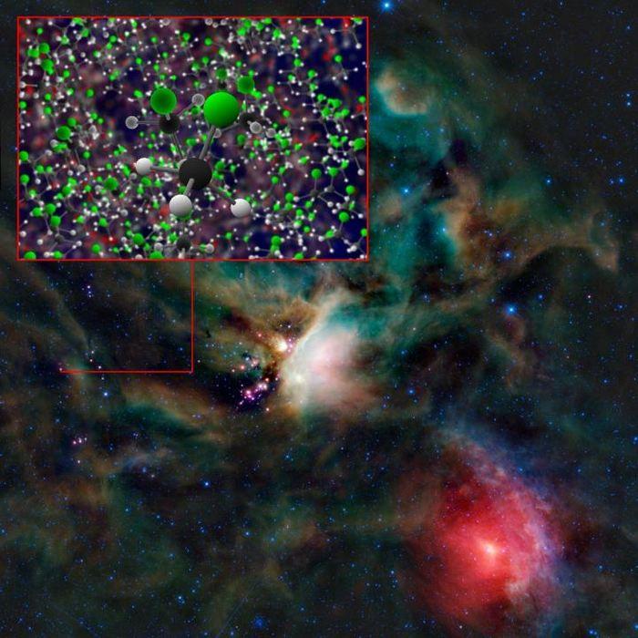 Les chercheurs rapportent la découverte d'un composant connu comme le Freon-40 dans un système stellaire. C'est une déception pour la recherche de la vie sur une autre planète, car sur Terre, le Freon-40 est produit par des processus biologiques. Cependant, il pourrait être impliqué sur l'origine de la vie.