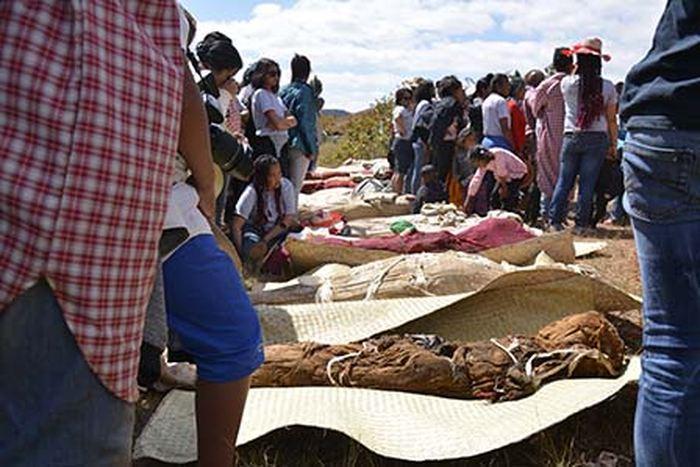 Le retournement des morts, une pratique ancestrale à Madagascar