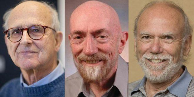 Prix Nobel de Physique 2017 pour les détecteurs du LIGO (Rainer Weiss, Kip Thorne, Barry Barish)