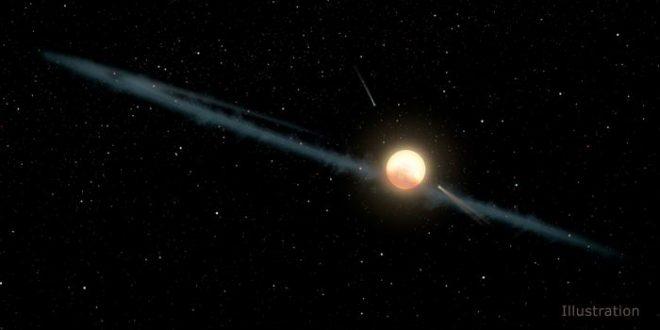 Etoile de Tabby (KIC 8462852) : De la poussière et des mystères