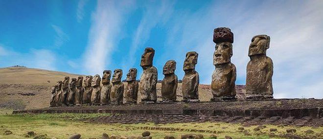 Pas de contact précoce entre l'Amérique du Sud et les habitants de l'île de Pâques