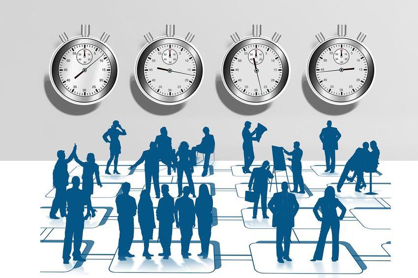 En moyenne, un Freelancer travaille 30 heures par semaine