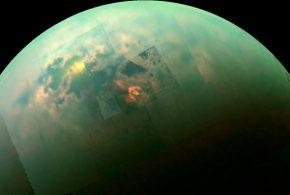Une étude suggère que c'est les conditions atmosphériques uniques de Titan, l'une des lunes de Saturne, qui est à l'origine des points froids observés par la sonde Cassini.