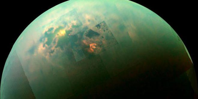 Des vortex atmosphériques inattendus sur Titan