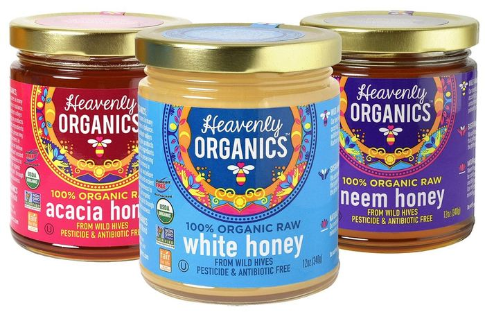 """Un miel avec le label """"Sans glyphosate"""""""