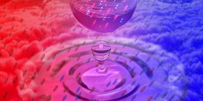 Un liquide 100 millions de fois plus dilué que l'eau et 1 million de fois plus dilué que l'air