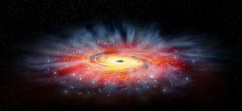 Les trous noirs supermassifs contrôlent la formation d'étoiles dans les grandes galaxies