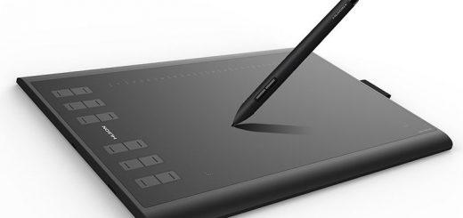 La tablette graphique HUION 1060 Plus est l'une des populaires de la marque HUION et on vous explique pourquoi.