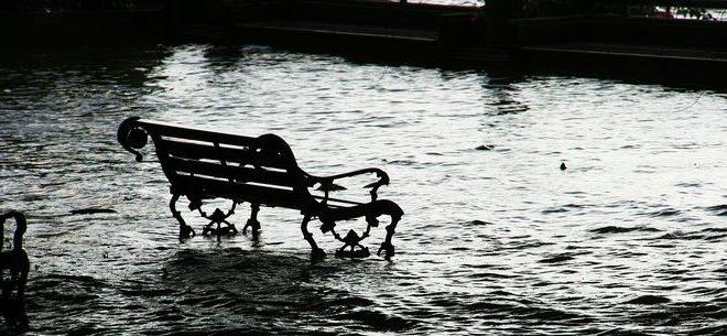 Augmentation des inondations à cause du changement climatique