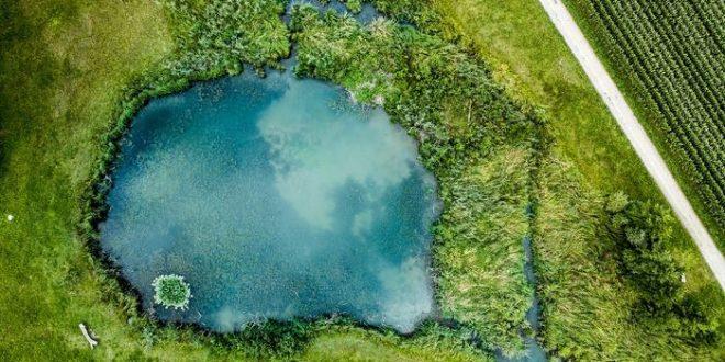 Les nutriments et le réchauffement climatique augmentent le méthane produit par les lacs