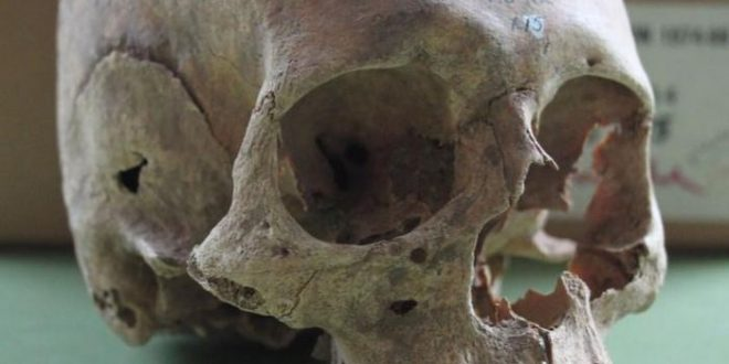 Le charnier de Repton appartenait à la Grande Armée Viking