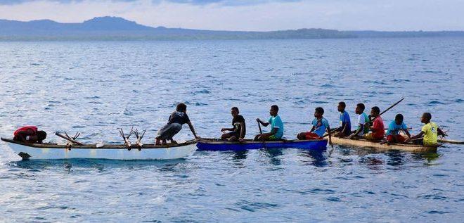 De l'ADN ancien révèle un remplacement génétique en dépit d'une continuité du langage dans le sud du Pacifique