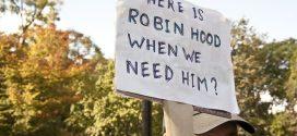 Les Américains préfèrent l'inégalité économique plutôt qu'à jouer à Robin des Bois