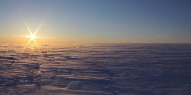 Découverte de 2 lacs hypersalins sous la glace dans l'Arctique canadien