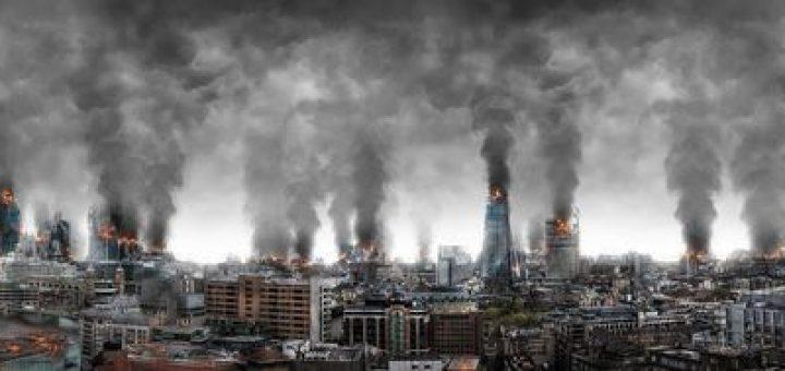Dans une étude assez inhabituelle, mais intéressante, des chercheurs mesurent l'impact d'une attaque nucléaire pour le pays qui lance l'attaque. Même si la cible ou d'autres pays ne ripostent pas, les conséquences environnementales seraient désastreuses avec l'automne nucléaire qui pourrait devenir un hiver nucléaire.