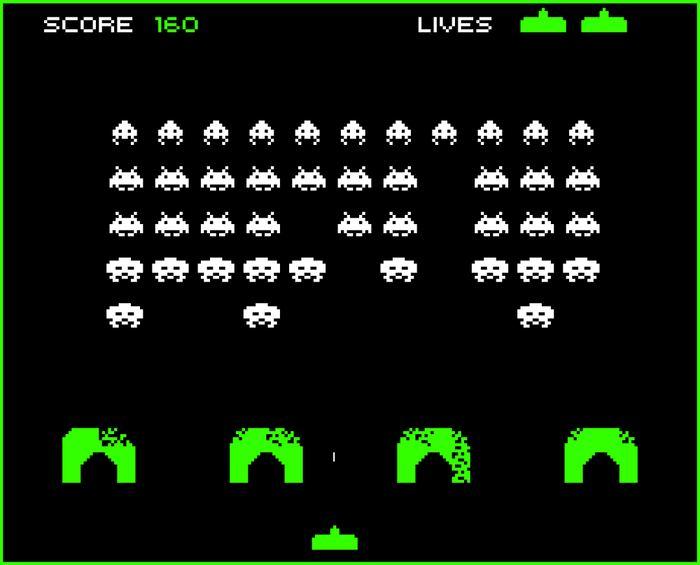Le jeu vidéo Space Invaders, célébrant son 40e anniversaire en 2018, est un programme emblématique, considéré comme l'un des premiers jeux de tir numériques. Comme beaucoup de jeux anciens, ce titre et les mythes qui l'entourent mettent en valeur les collisions culturelles et les problèmes actuels lors de sa création par le concepteur de jeux japonais Tomohiro Nishikado.