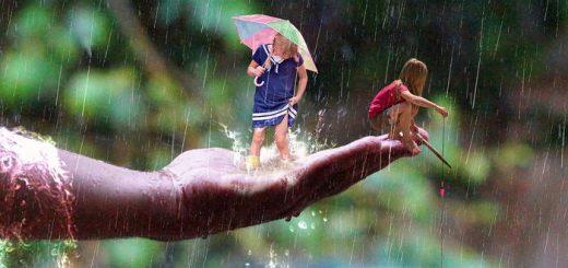"""Après une longue période sans pluie, on dit souvent qu'on sent l'odeur de la pluie, même avant qu'elle ne tombe. Une petite explication sur pourquoi vous pouvez """"sentir la pluie""""."""