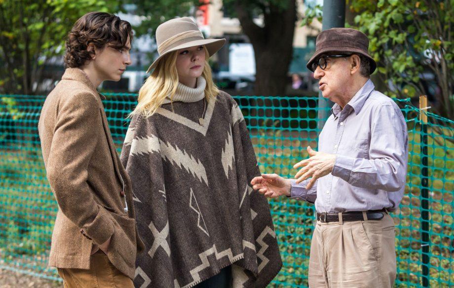 Image du film A Rainy Day in New York de Woody Allen