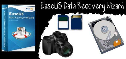Le logiciel EaseUS Data Recovery Wizard vous permet de récupérer vos données perdues sur de nombreux types de support.